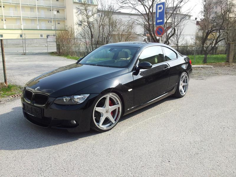 Bmw 3 Series Type E90 E93 Schmidt Xs5 20 On Bmw E92